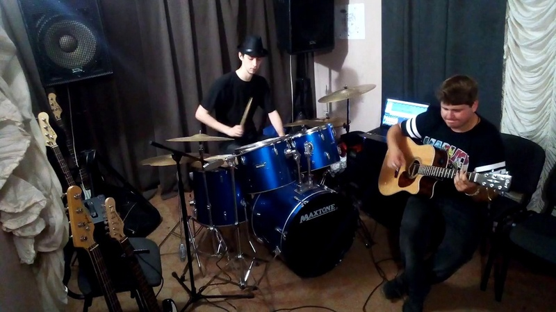 FFish - Cat Bob (запись репетиции)