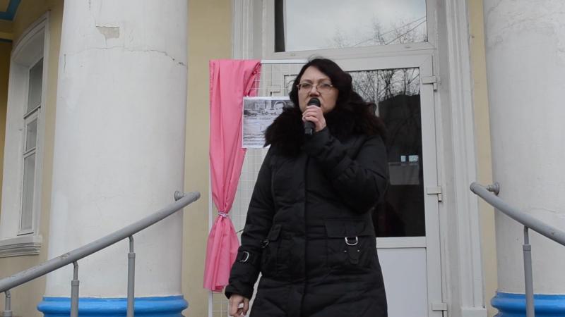 Татьяна Чекмарева Варварство
