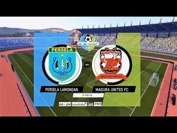 Persela vs Madura United   Liga 1 Gojek Indonesia   Italiano Commentary
