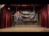 21.04.18 г.Полина Финченко (показательное выступление). CRIMEAN BATTLE OF THE POLE 2018 г. Симферополь