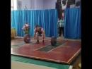 В Кокшетау прошел областной чемпионат по тяжелой атлетике