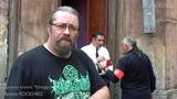 Антон Косенко рассказывает компании 2 Алекса о съемке клипа Блефуску.