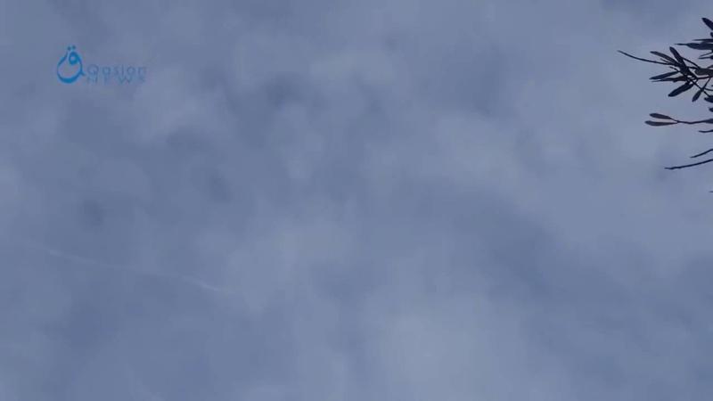 Сирия Су 22 уходит от ПЗРК Оружие России и мира