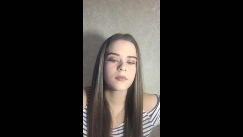 Милена Коваленко в прямом эфире ПОЁМВСЕТИ,красивый голос,милая девочка поёт кавер,шикарный вокал,талант, трансляция