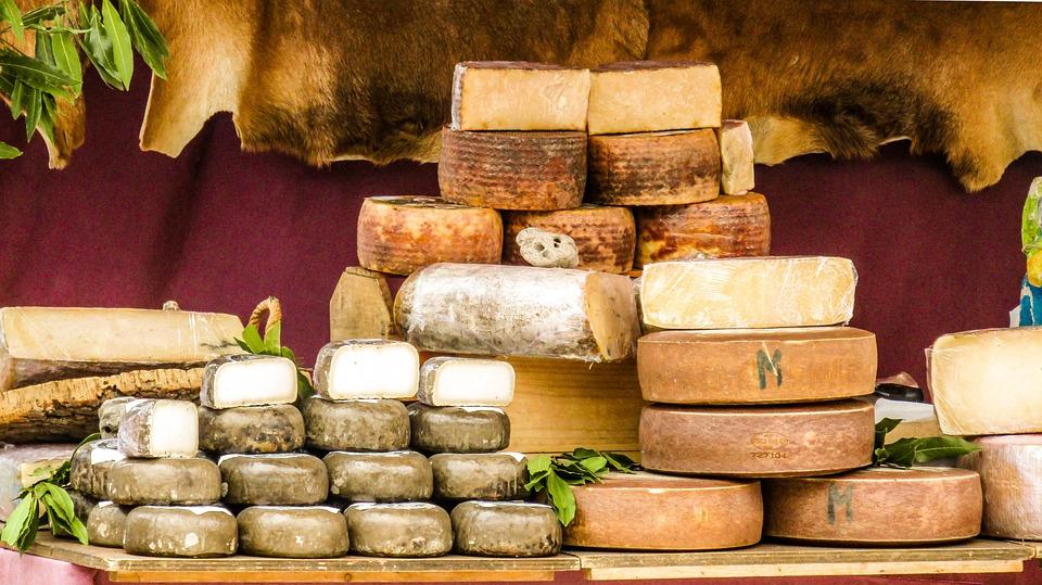 В СВАО состоится Всероссийский фестиваль сыра