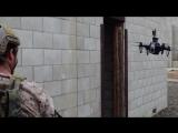 Naval Special Warfare CQB Training with Autonomous Drones