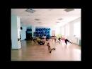 Хореография Ангелины МоСовой Музыка Yanke feat IamDo Касание