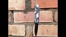 Складной нож с AliExpress Распаковка