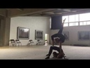 Alina contortion duo