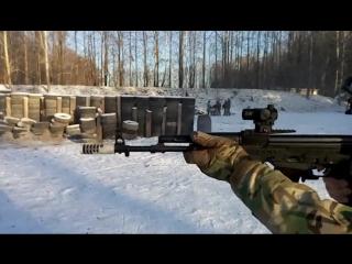 ДТК ПШ-5М на Сайге 5.45