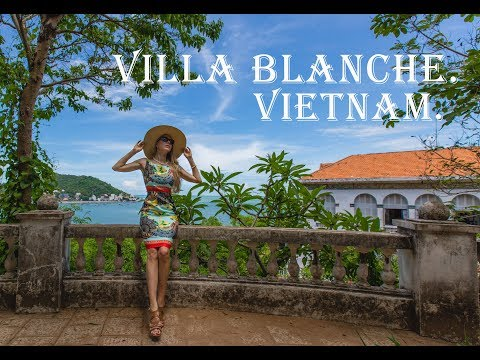 Villa Blanche 2018. Vung Tau. Vietnam.