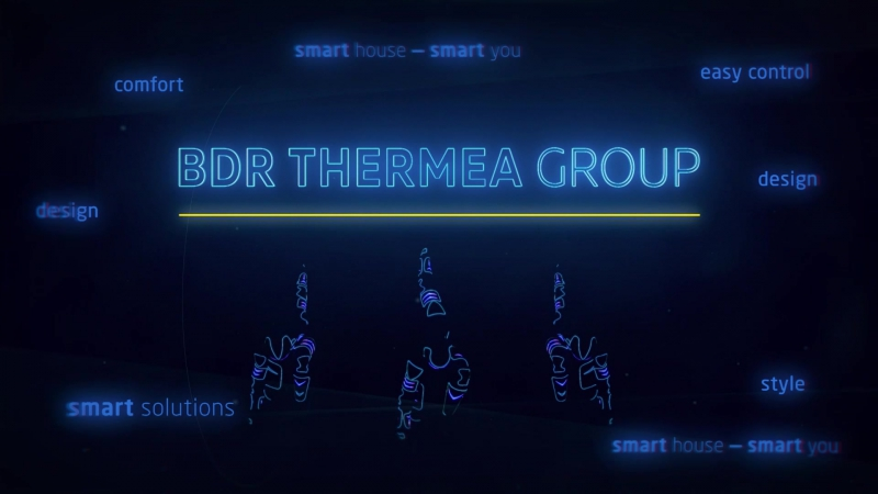 BDR Thermea presents