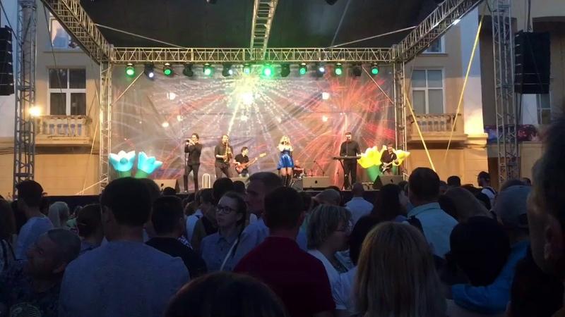 SkaЧай Covers Band. День города! Среднеуральск.