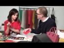 "Selena Gomez Stuart Vevers - Behind The Scenes Of Making ""The Selena Grace"" Coach Bag"