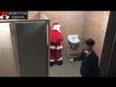 Взрывоопасный Санта.Prank ...