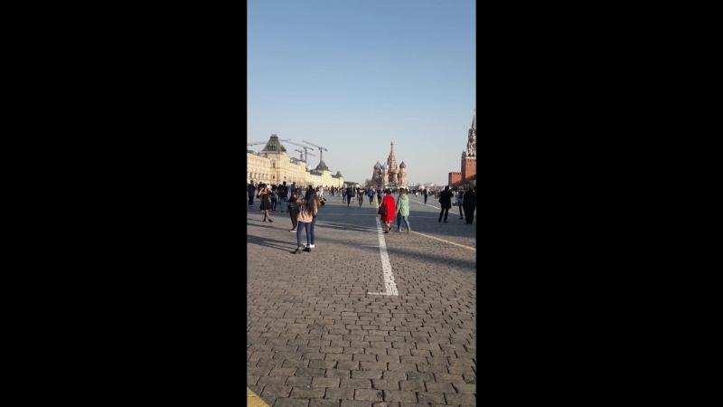 Звон колоколов Казанского собора на Красной Площади