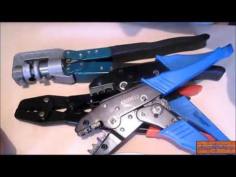ელექტროსამონტაჟო საპრესი ხელსაწყოები - 1 ნ4