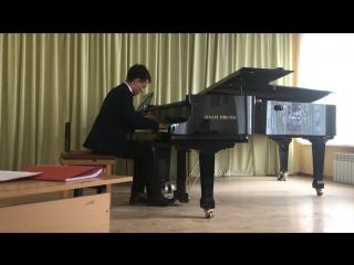 А. Скрябин — Прелюдия no.14 op.11 es