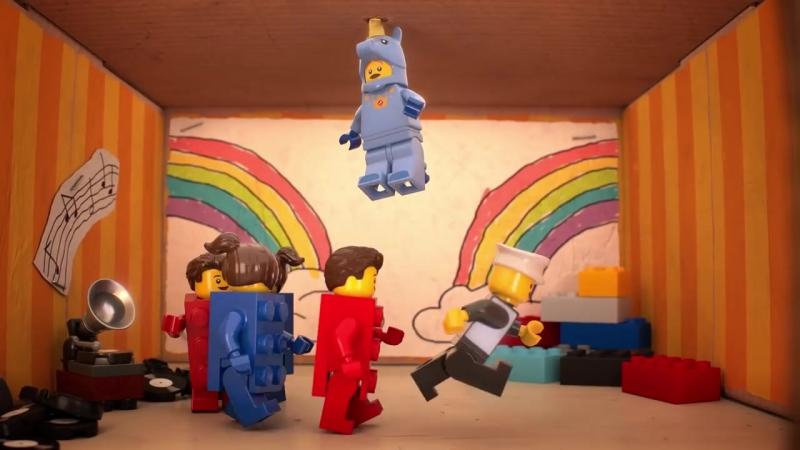 Free the Unicorn LEGO Minifigures Series 18