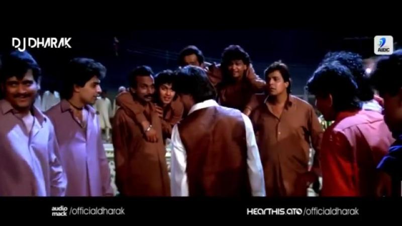 SHARUKH KHAN _ SRK MASHUP _ DJ DHARAK _ FULL VIDEO