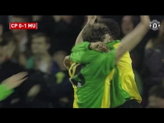 Crystal Palace 0-2 Manchester United (92_93) - Premier League Classics