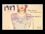 This Love (Piano &amp String Version) - Taylor Swift - by Sam Yung