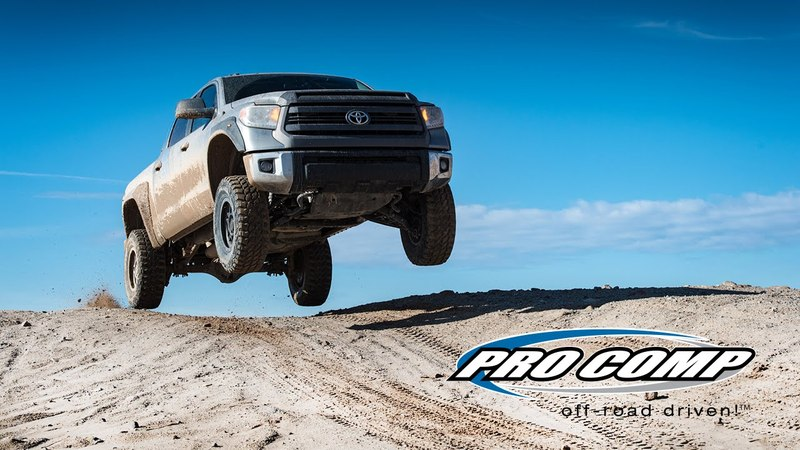 2007-2016 Toyota Tundra Long-Travel Suspension - Full Length Video