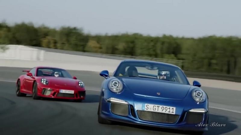 Porsche 911 Turbo S,GT2 RS _ ПОРШЕ НАНОСИТ ОТВЕТНЫЙ УДАР! УНИЗИТЬ ГИПЕРКАРЫЛЕГКО