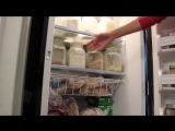 A real food freezer tour with Lisa Leake