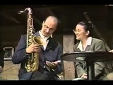Michael Brecker - African Skies Skylark Interview - 1997