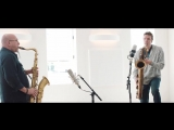 Derek Brown and Jeff Coffin - The Jackalope