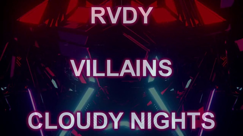 RVDY - Villains (feat Cloudy Nights) [Lyric Video]