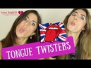 Improve YOUR Pronunciation! DIFFICULT Sounds in English HOW TO SAY..CH SH TH L R W V S P B