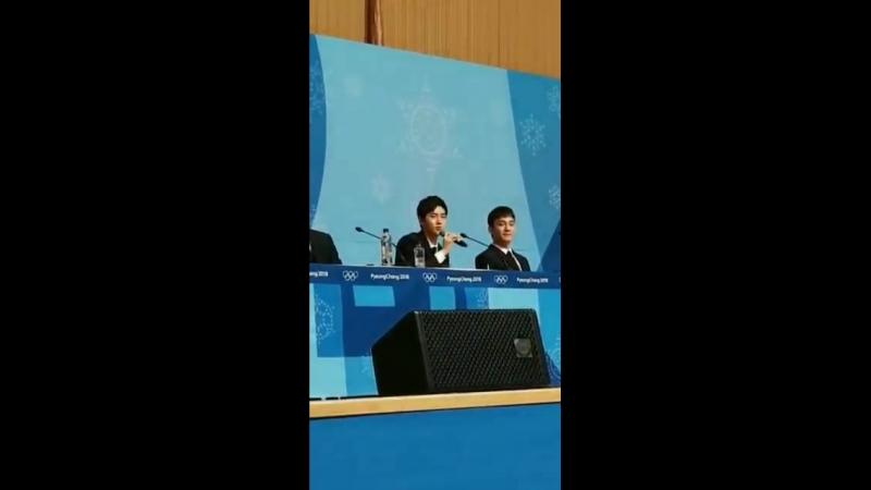 @ Pyeongchang Olympics closing ceremony press conference