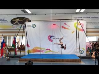 Pole Sport Art 2018   Timkova Ksenia
