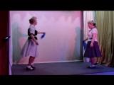 Синенький платочек. Танец