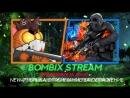 Bombix Играем в 4 перса NEW РУБРИКА отжимание за Поражение