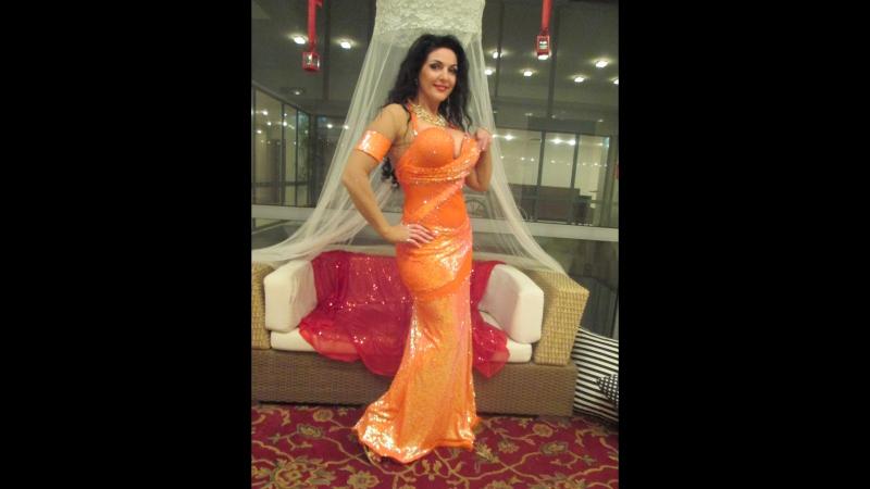 Joumana GOLDEN DANCE SHOW Belly Dance PRO ресторан ЦИНЬ (ЛенЭкспо)