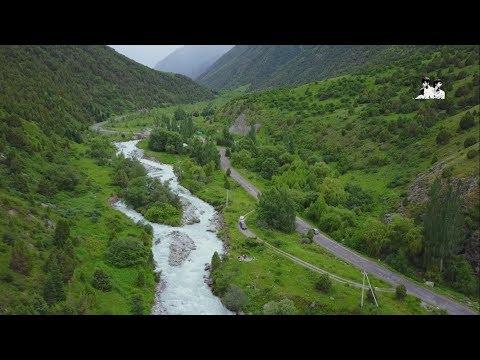 رحلة قرغيزستان او قرغيزيا 2017 🇶🇦