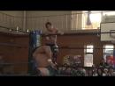 Shunma Katsumata Kouki Iwasaki vs Tetsuya Endo Mad Paulie DDT Road to Ryogoku 2018 ~ Dramatic Dream Tsugaru Shamisen