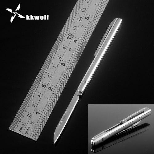Маленький нож размером с ручку