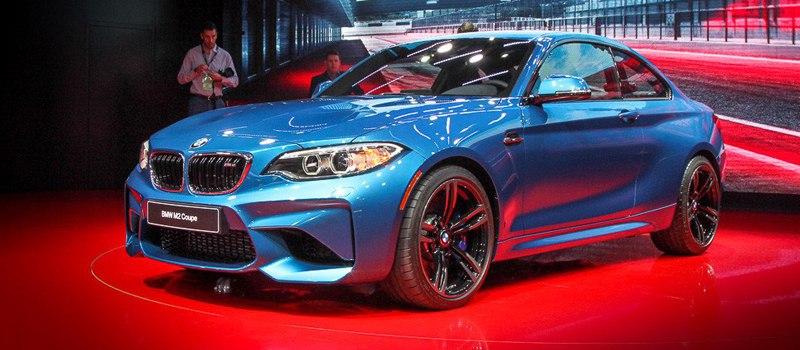 BMW M2: показали в Америке, оценили в России