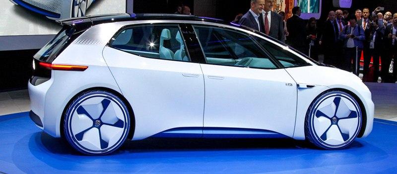 Новый автомобиль от Volkswagen — 600 км без бензина
