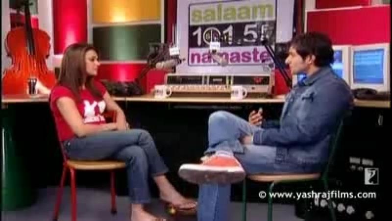 САЛАМ НАМАСТЕ Salaam Namaste 2005 Создание фильма 2 часть Саиф Али Кхан прити зинта