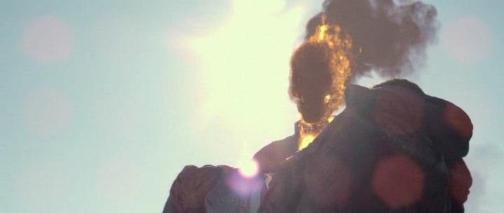С V М «Призрачный гонщик 2» англ. Ghost Rider Spirit of Vengeance — букв. Призрачный гонщик или Дух мщения