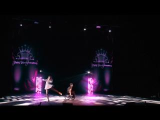 преодоление земного притяжения  екатерина смыкова и григорий фетисов #танецбезграниц