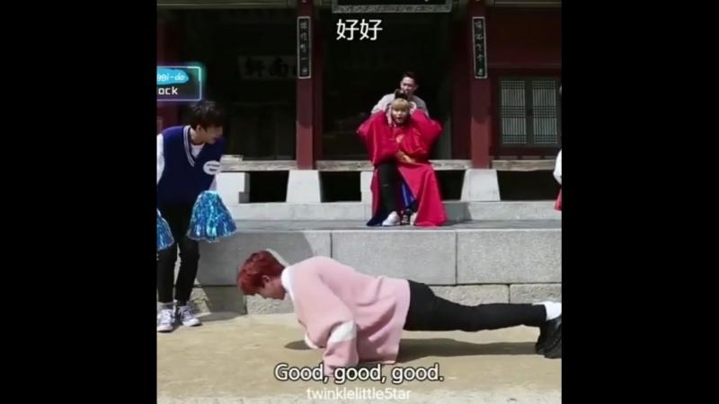 Сонхён. 2017 год. Idol show K Rush