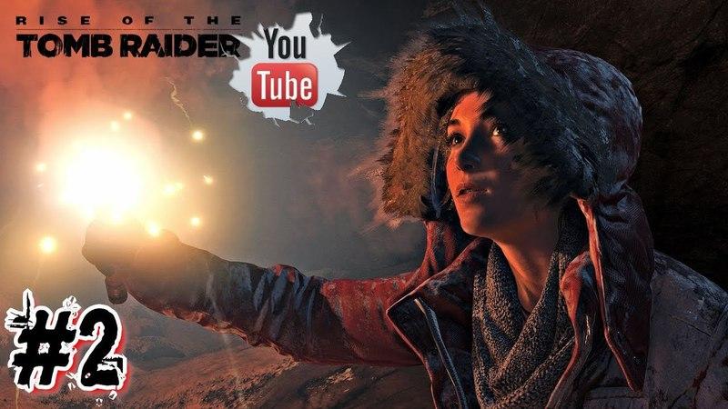 Прохождение Rise of the Tomb Raider. Часть 2: Советская база.