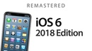 Introducing iOS 6 — 2018 Edition Concept Design
