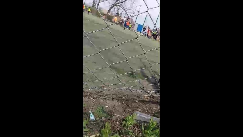 ингушетия футбол ветераны против 9 класса